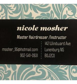Nicole Mosher
