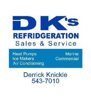 DK's Refrigeration