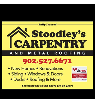 Stoodley's Carpentry & Painting